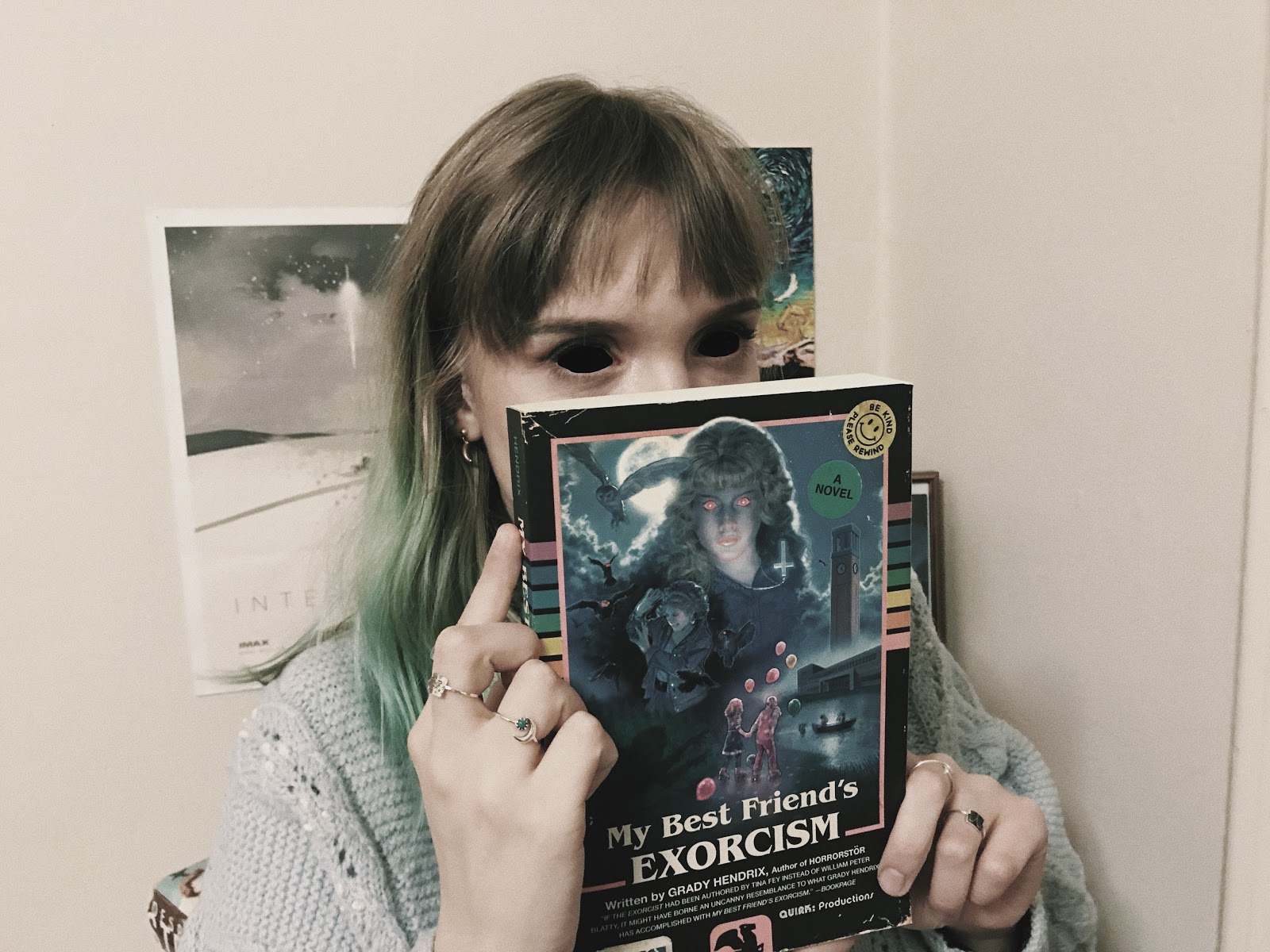 Book of the Month: My Best Friend's Exorcism